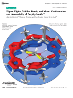 Figure Eights  Mbius Bands  and More  Conformation and Aromaticity of Porphyrinoids.