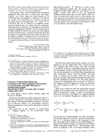 Formation of Metal-Metal Bonds and Conversion of the Metal Aggregate {Mo4(S2)4(S2)2} by Atom-Transfer and Redox Reactions at Nonequivalent Ligands; [Mo4S4(NO)4(CN)8]8 an Anion with a Central Cubane-Like Unit.