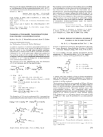Formation of Tetramethyl Furantetracarboxylate form Dimethyl Acetylenedicarboxylate.