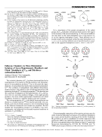 Fullerene Chemistry in Three Dimensions  Isolation of Seven Regioisomeric Bisadducts and Chiral Trisadducts of C60 and Di(ethoxycarbonyl)methylene.