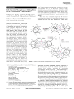 Fully Metalated Silsesquioxanes  Building Blocks for the Construction of Catalyst Models.