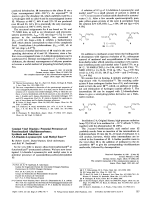 Geminal Vinyl Diazides  Potential Precursors of Functionalized Alkylidenecarbenes; Synthesis and Reactions of 3 3-Diazido-2-cyanoacrylic Acid Methyl Ester.