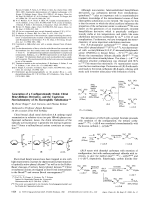 Generation of a Configurationally Stable Chiral Benzyllithium Derivative  and the Capricious Stereochemistry of Its Electrophilic Substitution.