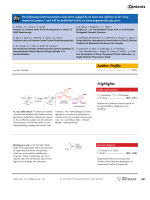 Graphical Abstract  Angew. Chem. Int. Ed. 62009