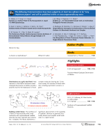Graphical Abstract  Angew. Chem. Int. Ed. 72009