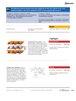 Graphical Abstract  Angew. Chem. Int. Ed. 262008