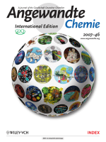 Index  Angew. Chem. Int. Ed. 2007