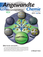 Inside Cover  A General Solution Route toward Metal Boride Nanocrystals (Angew. Chem. Int. Ed. 142011)