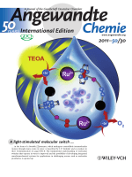Inside Cover  A Light-Stimulated Molecular Switch Driven by RadicalЦRadical Interactions in Water (Angew. Chem. Int. Ed. 302011)