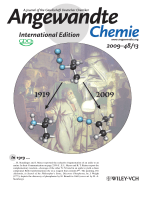 Inside Cover  A Phosphine-Mediated Conversion of Azides into Diazo Compounds (Angew. Chem. Int. Ed. 132009)