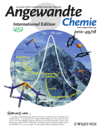 Inside Cover  A Simple Route to Univalent Gallium Salts of Weakly Coordinating Anions (Angew. Chem. Int. Ed. 182010)