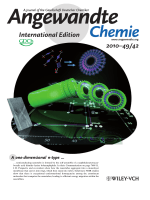 Inside Cover  Amphiphilic Self-Assembly of an n-Type Nanotube (Angew. Chem. Int. Ed. 422010)