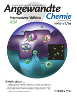 Inside Cover  Charge-Conversional Polyionic Complex MicellesЧEfficient Nanocarriers for Protein Delivery into Cytoplasm (Angew. Chem. Int. Ed. 292009)