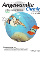 Inside Cover  Chemical Proteomics Discloses PetrosapongiolideM  an Antiinflammatory Marine Sesterterpene  as a Proteasome Inhibitor (Angew. Chem. Int. Ed