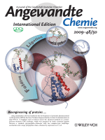 Inside Cover  Design and Synthesis of a Homogeneous Erythropoietin Analogue with Two Human Complex-Type Sialyloligosaccharides  Combined Use of Chemical and Bacterial Protein Expression Methods (Angew. Chem. Int. Ed. 502009)