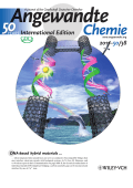 Inside Cover  Direct Conductance Measurement of Individual Metallo-DNA Duplexes within Single-Molecule Break Junctions (Angew. Chem. Int. Ed. 382011)