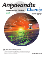 Inside Cover  Discovery  Structure  and Anticancer Activity of an Iridium Complex of Diselenobenzoquinone (Angew. Chem. Int. Ed