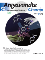 Inside Cover  Efficient and Stereodivergent Electrochemical Synthesis of Optically Pure Menthylamines (Angew. Chem. Int. Ed. 242011)