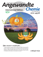 Inside Cover  Facile  Template-Free Synthesis of Stimuli-Responsive Polymer Nanocapsules for Targeted Drug Delivery (Angew. Chem. Int. Ed