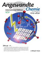 Inside Cover  Formation and Characterization of the Iridium Tetroxide Molecule with Iridium in the Oxidation State +VIII (Angew. Chem. Int. Ed. 422009)