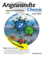 Inside Cover  Giant Pores in a Chromium 2 6-Naphthalenedicarboxylate Open-Framework Structure with MIL-101 Topology (Angew. Chem. Int. Ed
