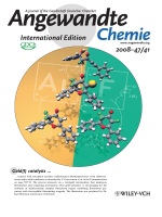 Inside Cover  Gold(I)-Catalyzed Alkoxyhalogenation of -Hydroxy- -Difluoroynones (Angew. Chem. Int. Ed