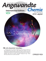Inside Cover  Hydrogen-Atom Tunneling Could Contribute to H2 Formation in Space (Angew. Chem. Int. Ed. 402010)