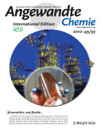 Inside Cover  Monolithic and Flexible Polyimide Film Microreactors for Organic Microchemical Applications Fabricated by Laser Ablation (Angew. Chem. Int. Ed. 392010)