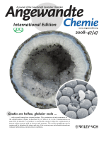 Inside Cover  Nanoscale Reactor Engineering  Hydrothermal Synthesis of Uniform Zeolite Particles in Massively Parallel Reaction Chambers (Angew. Chem. Int. Ed. 472008)