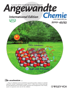 Inside Cover  Photocatalytic Aerobic Oxidation of Alcohols on TiO2  The Acceleration Effect of a Brnsted Acid (Angew. Chem. Int. Ed. 432010)