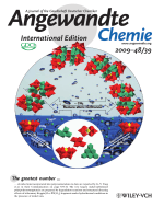 Inside Cover  Poly(polyoxotungstate)s with 20 Nickel Centers  From Nanoclusters to One-Dimensional Chains (Angew. Chem. Int. Ed. 392009)