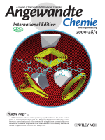 Inside Cover  Robust Self-Assembly of Highly Ordered Complex Structures by Controlled Evaporation of Confined Microfluids (Angew. Chem. Int. Ed. 32009)