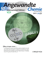 Inside Cover  Stable Hexacenes through Nitrogen Substitution (Angew. Chem. Int. Ed. 372011)