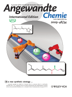 Inside Cover  Stereocontrolled Synthesis of Carbon Chains Bearing Contiguous Methyl Groups by Iterative Boronic Ester Homologations  Application to the Total Synthesis of (+)-Faranal (Angew. Chem. Int. Ed. 342009)