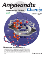 Inside Cover  Supramolecular Block Copolymers with Cucurbit[8]uril in Water (Angew. Chem. Int. Ed. 212008)
