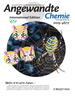 Inside Cover  Synthesis and Biological Activity of Argiotoxin636 and Analogues  Selective Antagonists for Ionotropic Glutamate Receptors (Angew. Chem. Int. Ed. 172009)