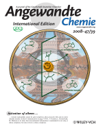 Inside Cover  The Role of Bent Acyclic Allene Gold Complexes in Axis-to-Center Chirality Transfers (Angew. Chem. Int. Ed. 392008)