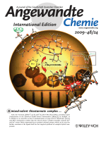 Inside Cover  Thiostannate TinЦTin Bond Formation in Solution  In Situ Generation of the Mixed-Valent  Functionalized Complex [{(RSnIV)2(-S)2}3SnIII2S6] (Angew. Chem. Int. Ed