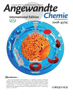 Inside Cover  Toroidal Nanoobjects from Rosette Assemblies of Melamine-Linked Oligo(p-phenyleneethynylene)s and Cyanurates (Angew. Chem. Int. Ed. 252008)