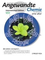 Inside Cover  Total Synthesis of (+)-Haplophytine (Angew. Chem. Int. Ed. 412009)