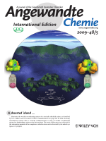 Inside Cover  Weakly Coordinating Cations as Alternatives to Weakly Coordinating Anions (Angew. Chem. Int. Ed. 52009)