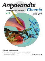 Inside Cover  X-Ray Structure and Designed Evolution of an Artificial Transfer Hydrogenase (Angew. Chem. Int. Ed. 82008)