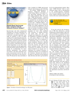 Internet-Based Spectroscopy Tools  Instructive Aids for Molecular-Structure Analysis.