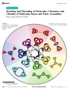 Knotting and Threading of Molecules  Chemistry and Chirality of Molecular Knots and Their Assemblies.