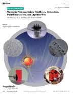 Magnetic Nanoparticles  Synthesis  Protection  Functionalization  and Application.