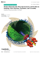 Modern Biomolecular Mass Spectrometry and its Role in Studying Virus Structure  Dynamics  and Assembly.