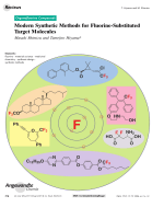 Modern Synthetic Methods for Fluorine-Substituted Target Molecules.