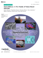 Nanocelluloses  A New Family of Nature-Based Materials.