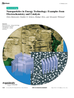 Nanoparticles in Energy Technology  Examples from Electrochemistry and Catalysis.