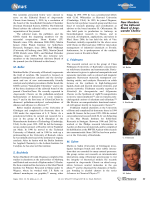 New Members of the Editorial Board of Angewandte Chemie  M. Beller  S. Buchholz  C. Feldmann  M. Suhm  and H